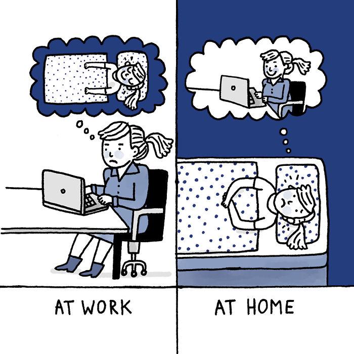 Depression Comics