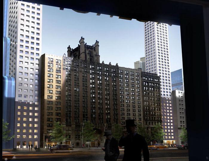 Hasil gambar untuk Skyscrapers are pushing the limits of elevators.