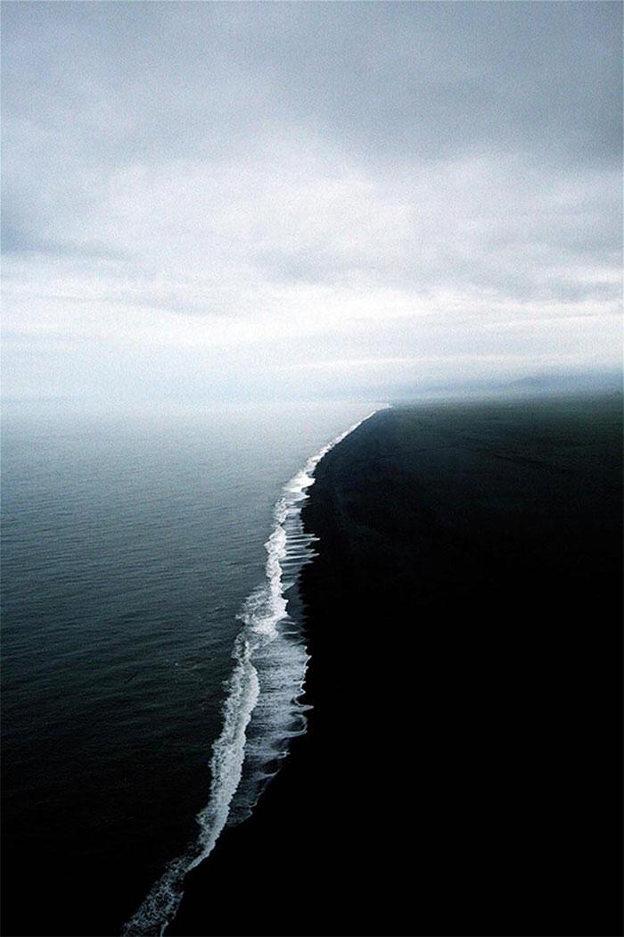 alaska gulf where 2 oceans meet