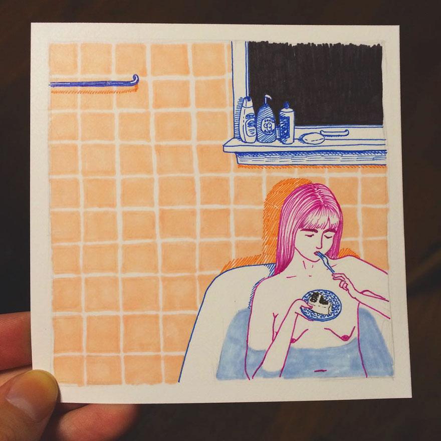 Women Illustration