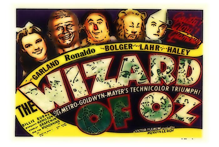 Oz Re-cast~