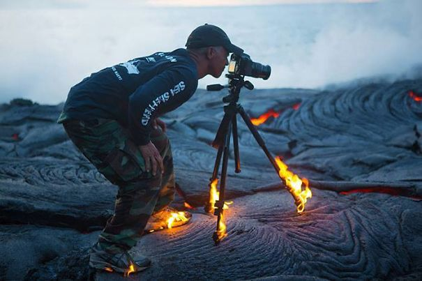 Just Hot Volcano