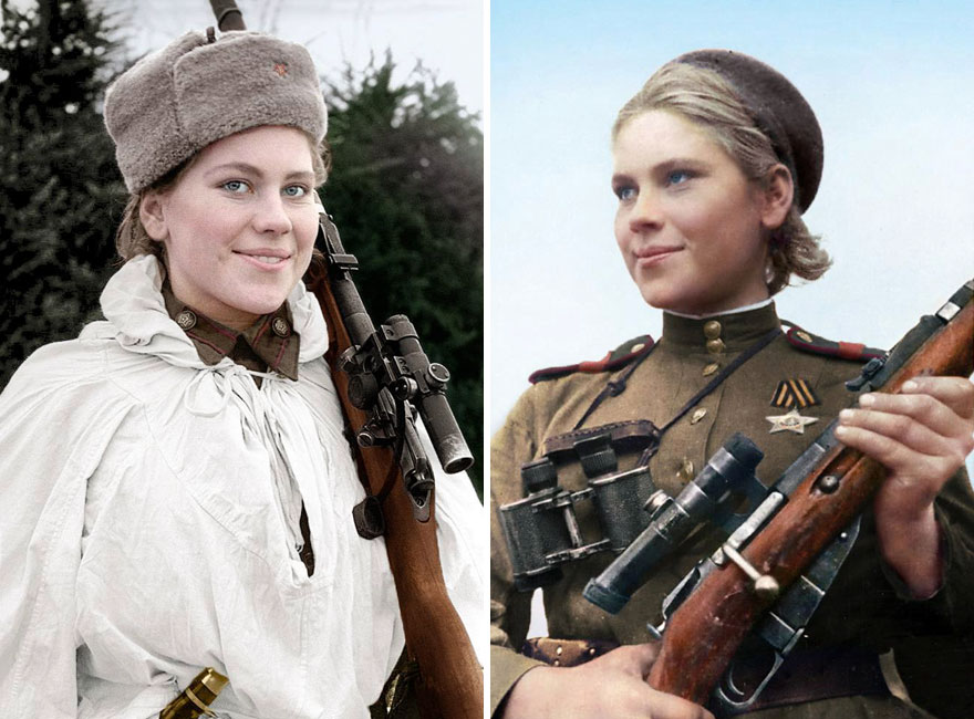 21soviet-female-snipers-colourised-photos-21