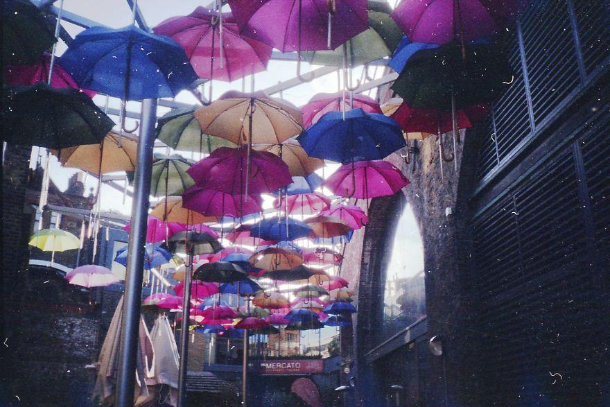 I Photographed Nostalgic London In Film
