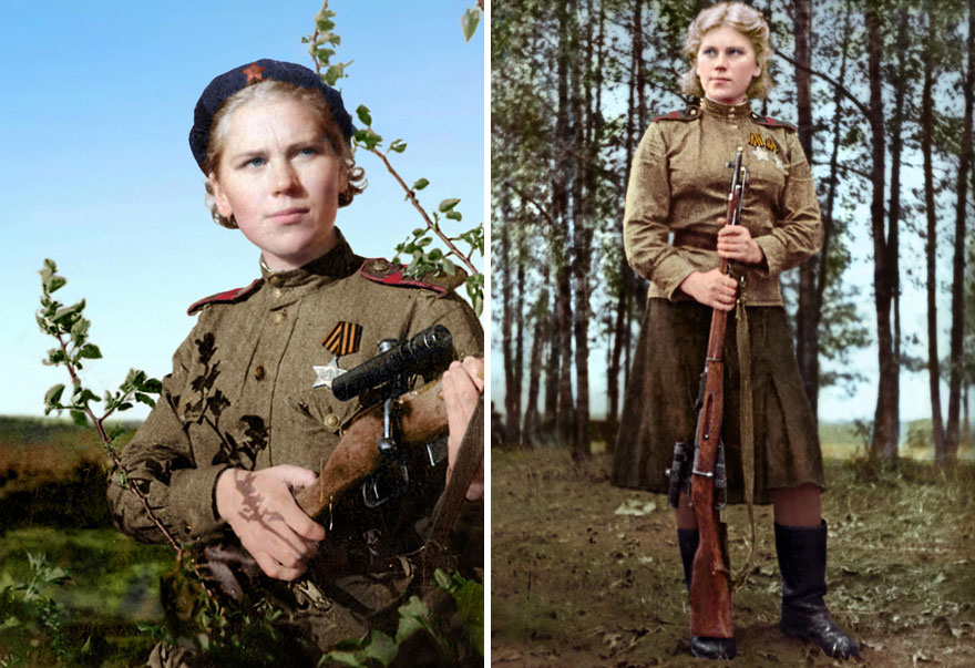 24soviet-female-snipers-colourised-photos-24