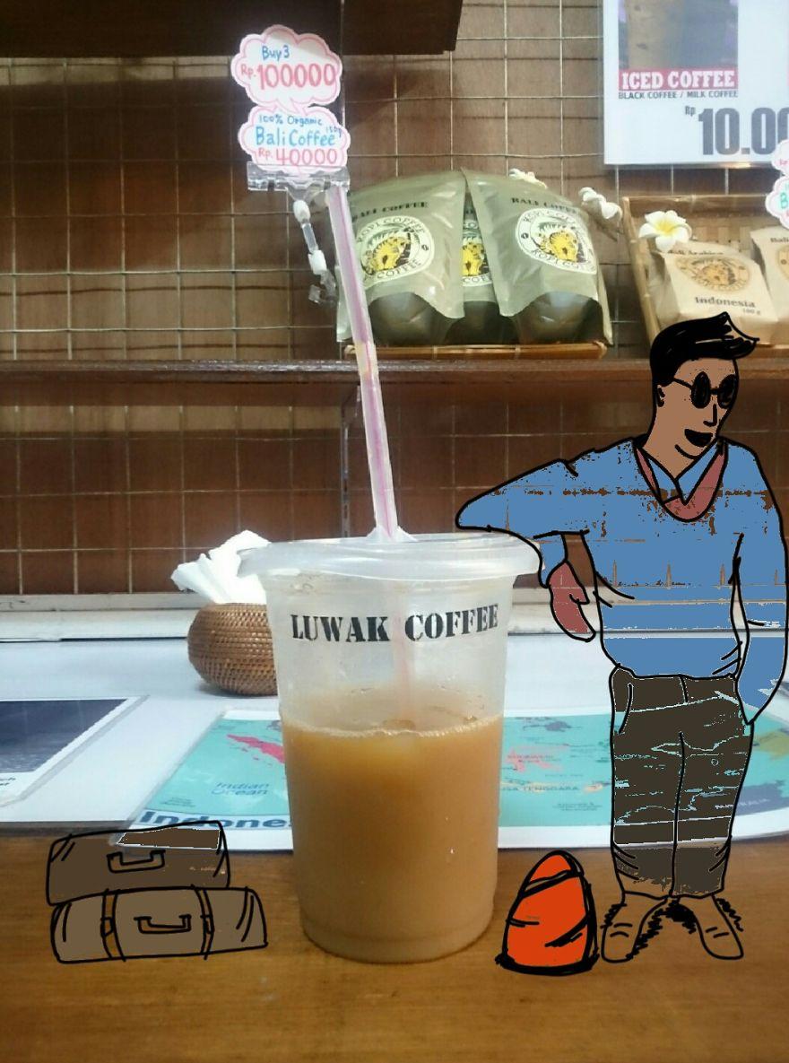Coffee And Travel, Anyone?