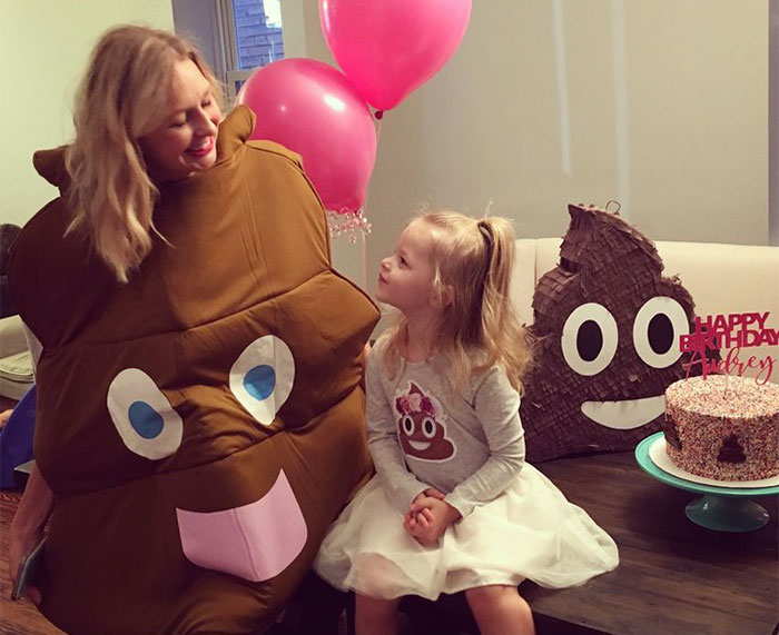 3-Year-Old Refuses To Celebrate Birthday Party Unless It's Poop-Themed, Gets The Shittiest Party Ever