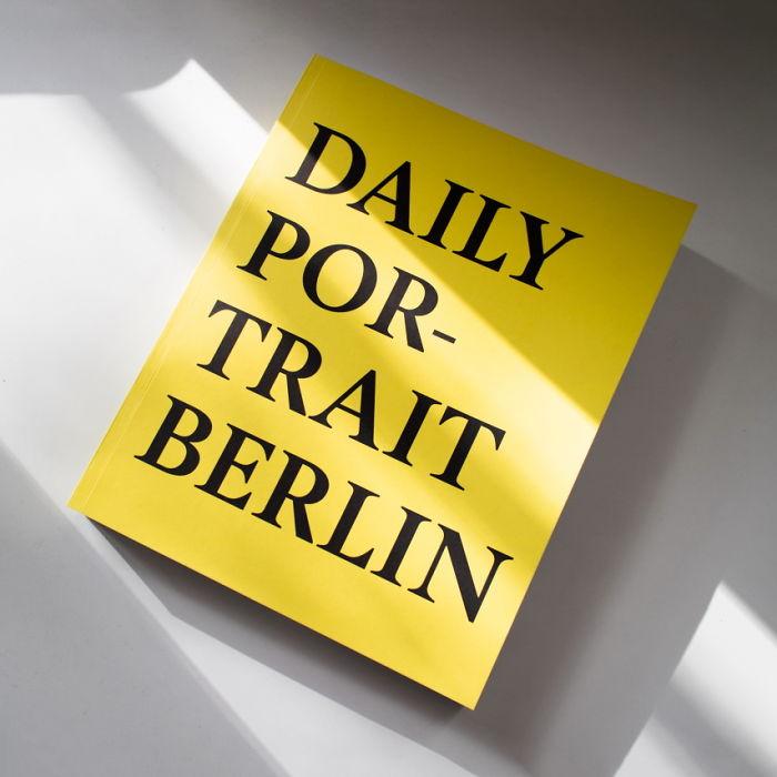 Daily Portrait Berlin Book :)