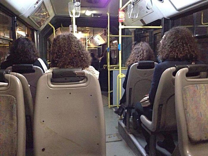 Misma peluquería o fallo en Matrix