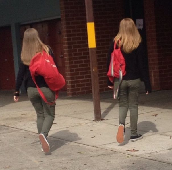 Today I Witnessed A Glitch In The Matrix