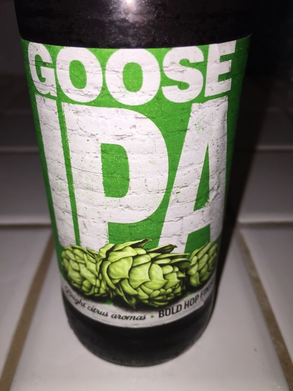 My Wife Asked If The Artichoke Flavored Beer I Was Drinking Was Good