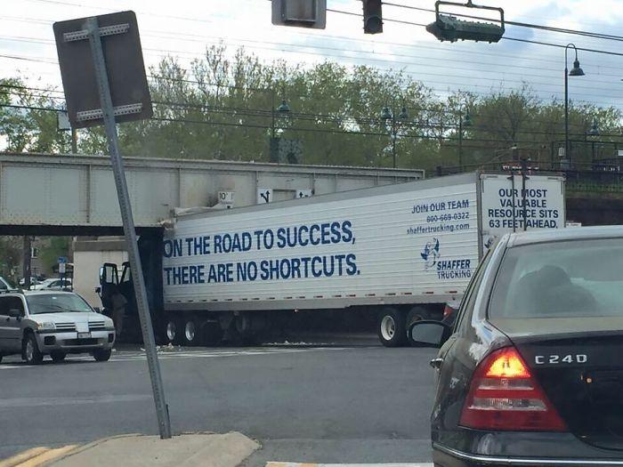 Oh The Irony