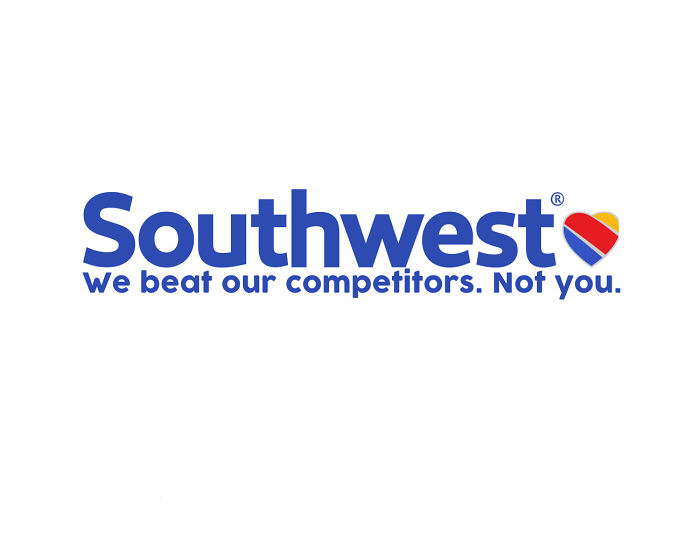 Southwest Airline's New Slogan