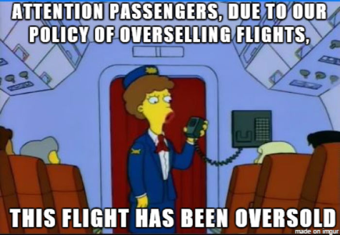 United Airline Thing Reminded Me Of This