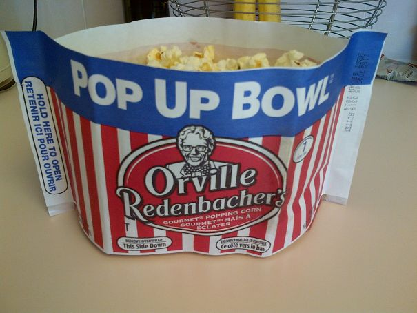 This Clever Invention Is Going To Get Me Out Of Doing Dishes On Movie Nights