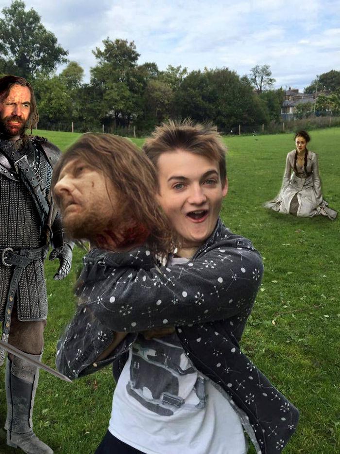 Maldita sea, Joffrey