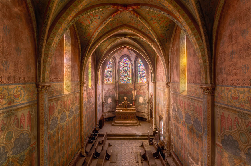 Iglesia en Francia