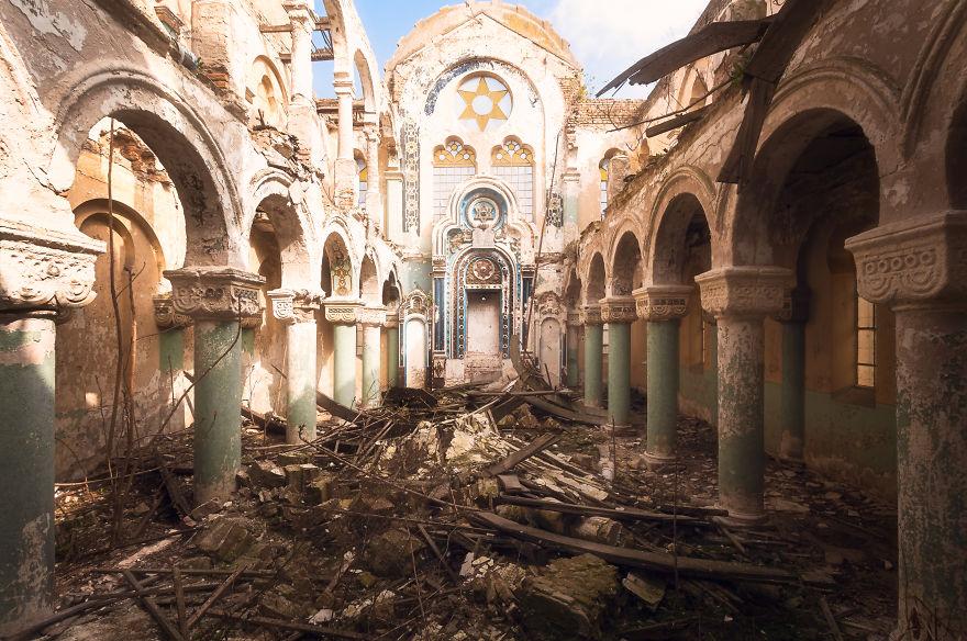 Sinagoga En Rumania