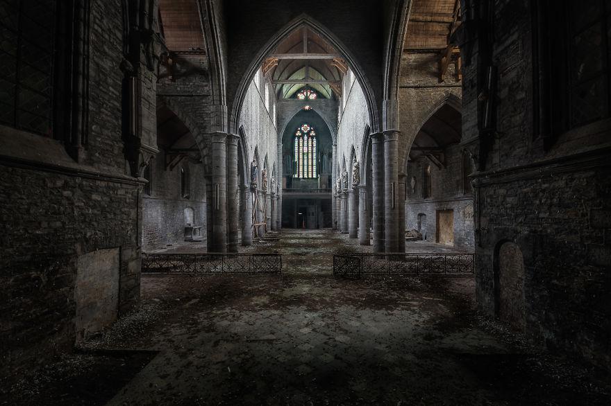 Iglesia en Bélgica