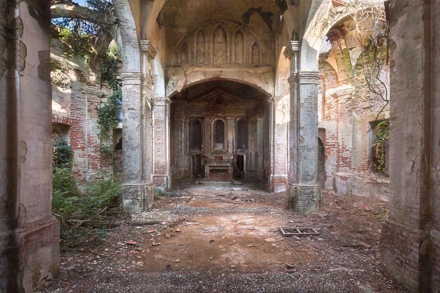 Iglesia en Italia