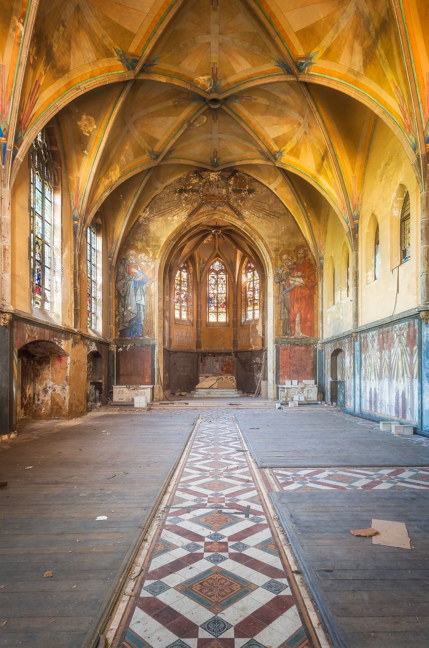 Iglesia en Alemania
