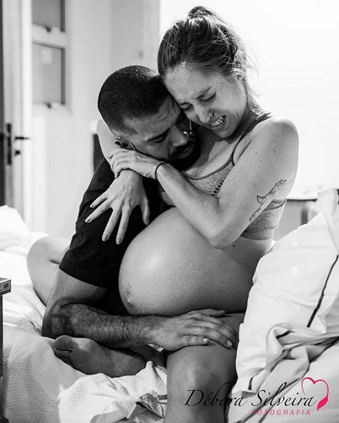 Birth Is Intense Like Love. You Are Her Rock, Her Support, Her Advocate, Her Biggest Believer