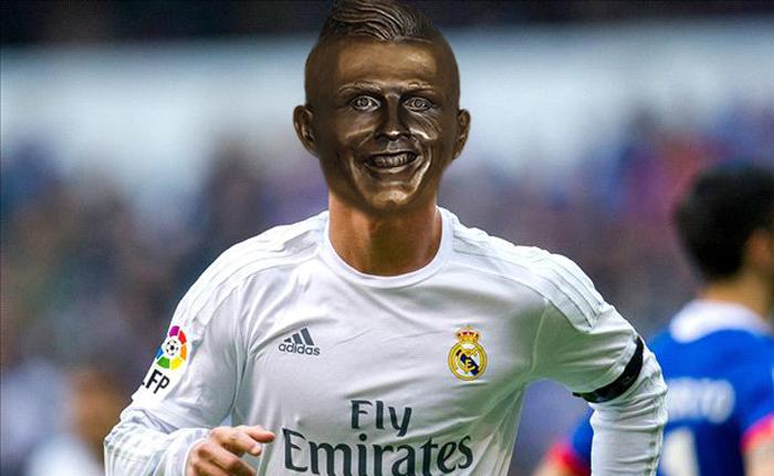 Happy Ronaldo