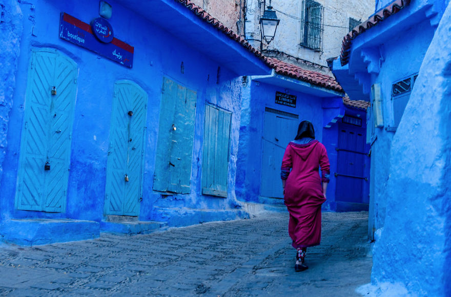 Chefchaouen, The Blue Pearl Of Morocco