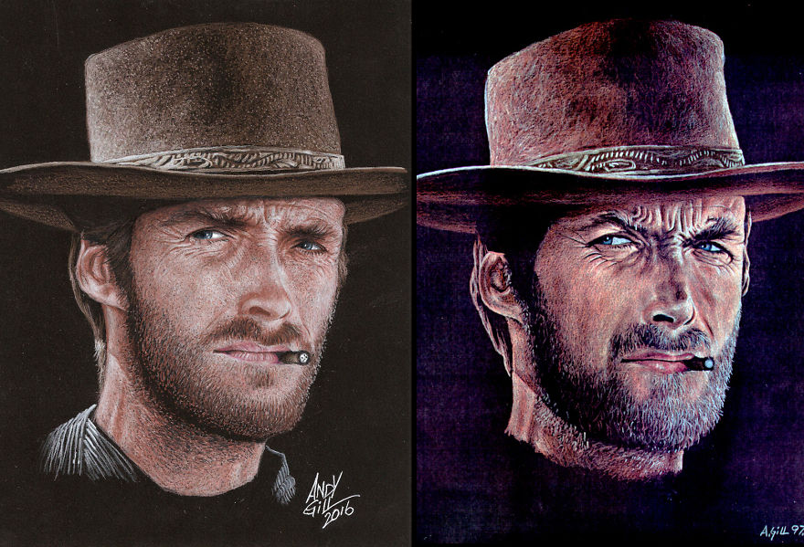 Clint Eastwood. Recent ( 2016 ) Older ( 1997 ) By Andy Gill @andygill1964