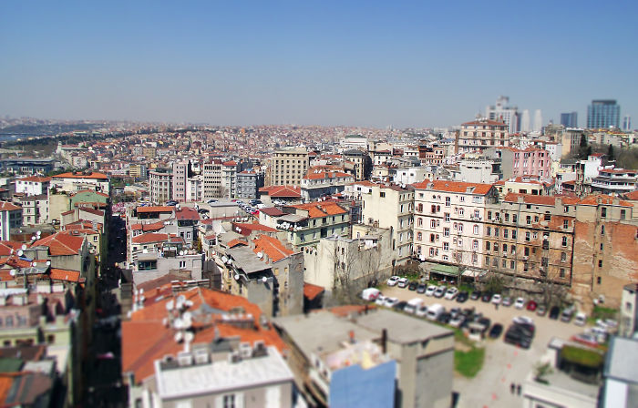 I Photographed Istanbul From The Galata Tower