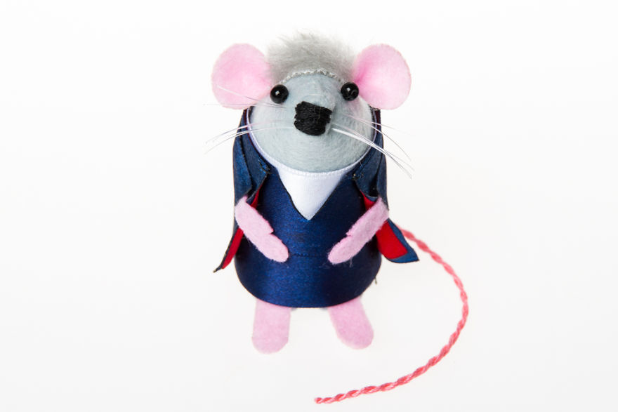 Peter Capaldi, Twelfth Doctor Mouse