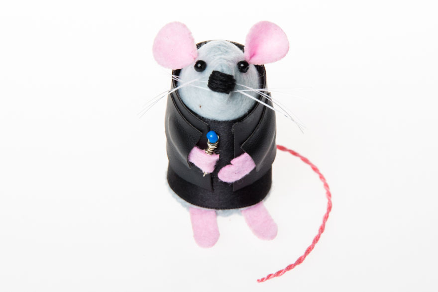 Christopher Eccleston, Ninth Doctor Mouse