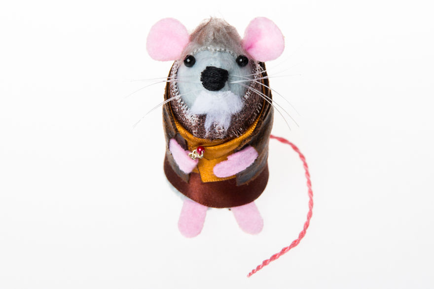 John Hurt, War Doctor Mouse
