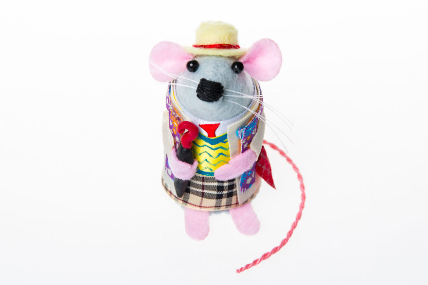 Sylvester Mccoy, Seventh Doctor Mouse