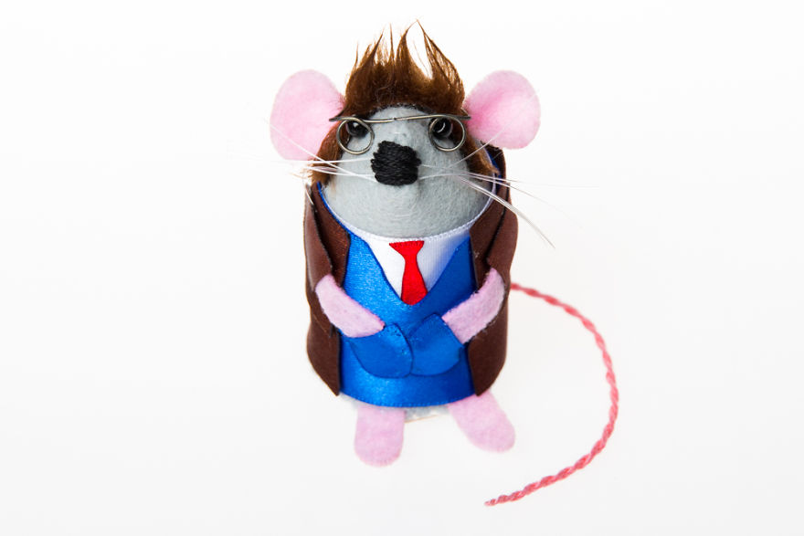 David Tennant, Tenth Doctor Mouse