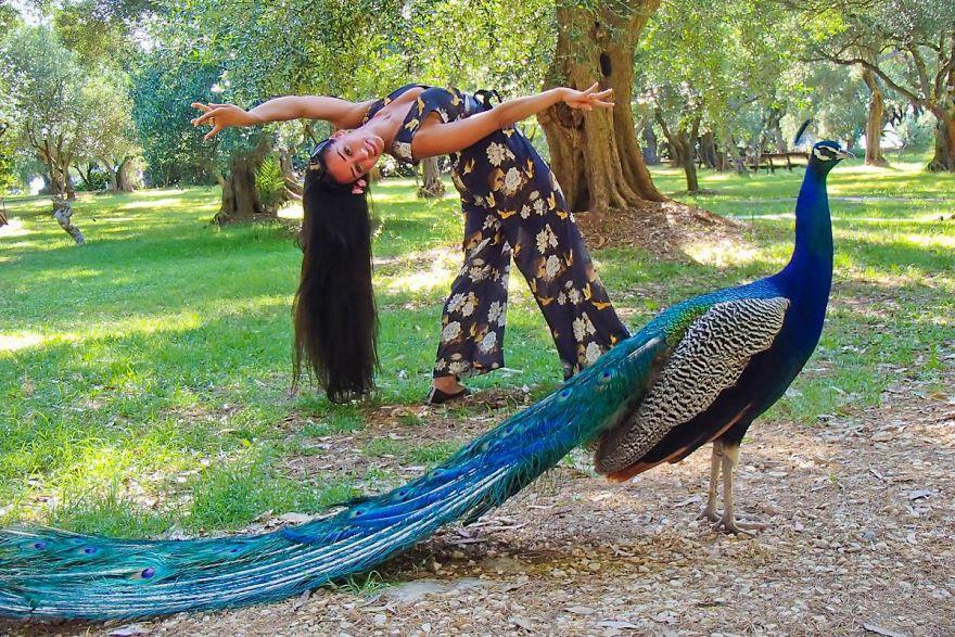 Lokrum, 'peacock' Island, Croatia. Photo Credit Marisa Vest