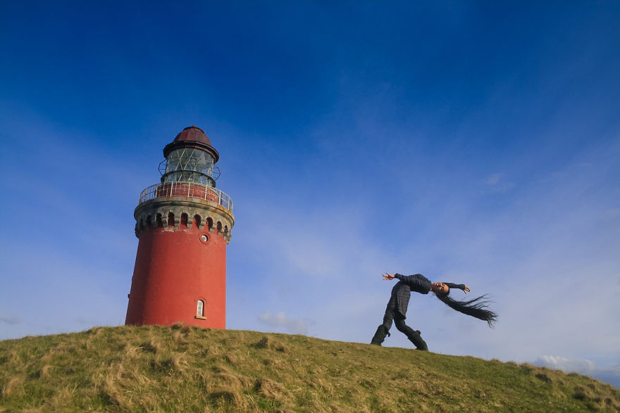 Herning, Denmark At The Lighthouse By The Sea. Photo Credit Timothy Hastings