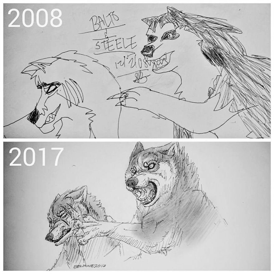 9 Yrs Of Improvement And I'm Still Learning