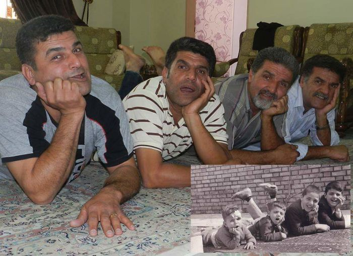 Iranian Bros, 45 Years Later