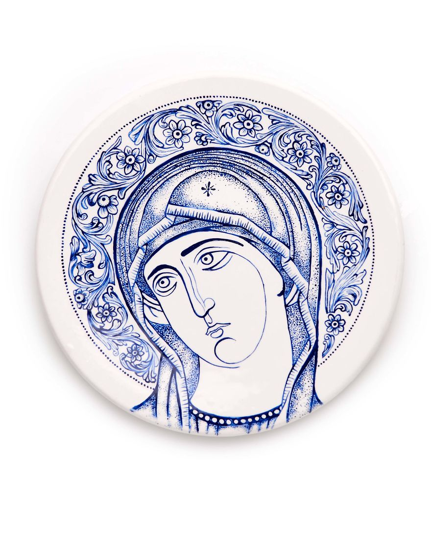 Handmade Criminal Ceramics By Valeria Monis