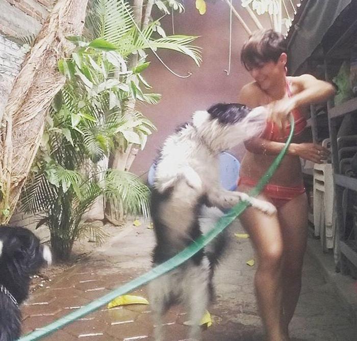 We Love Bath Days!!!!