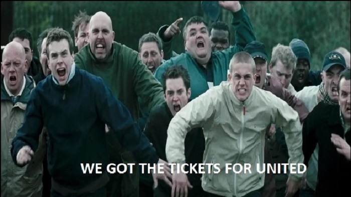 Green Street Hooligans First Choice To Fly