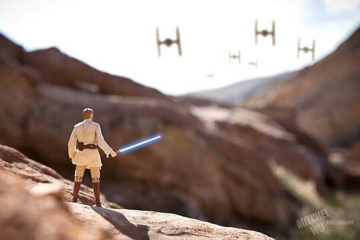 Obi-wan's Stand