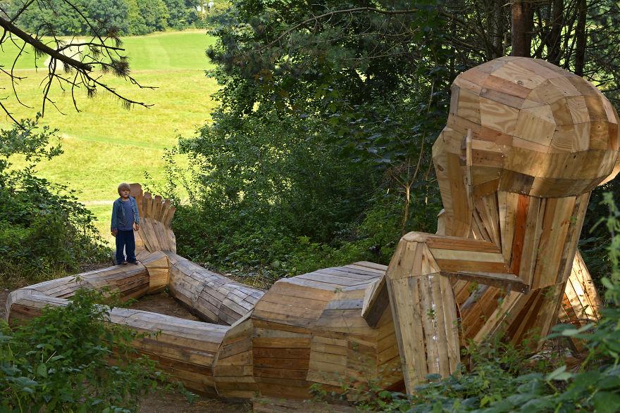 trabajos en madera
