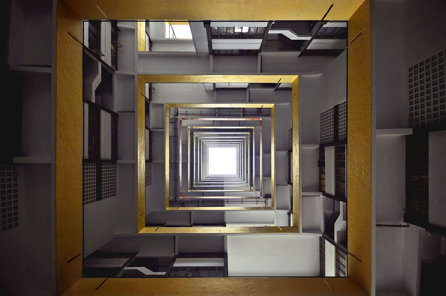 Vertical Horizon #16