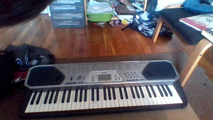 Evil Piano