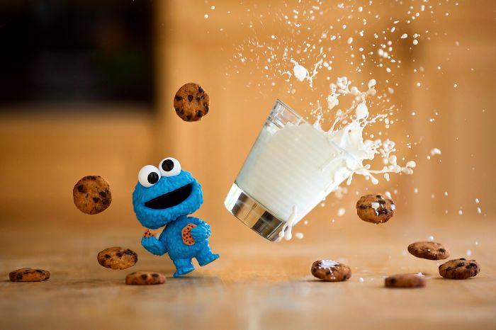 No sirve llorar sobre la leche derramada!