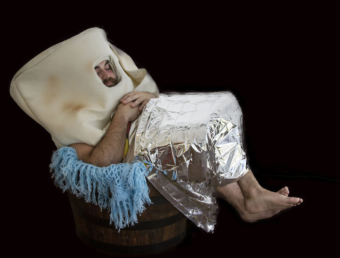 Photography Series Celebrating The Birth Of Burritos