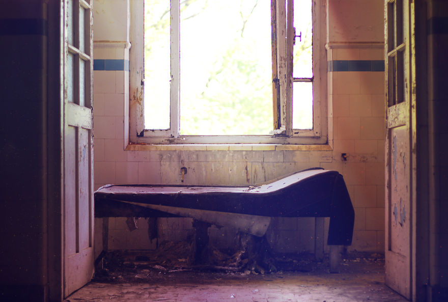 My Disease Gave Me The Opportunity To Visit This Abandoned 19th Century Sanatorium