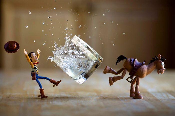 """""""No, Bullseye, Noooooooo!!"""""""